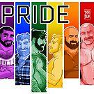 GAY PRIDE 2019 by bobobear