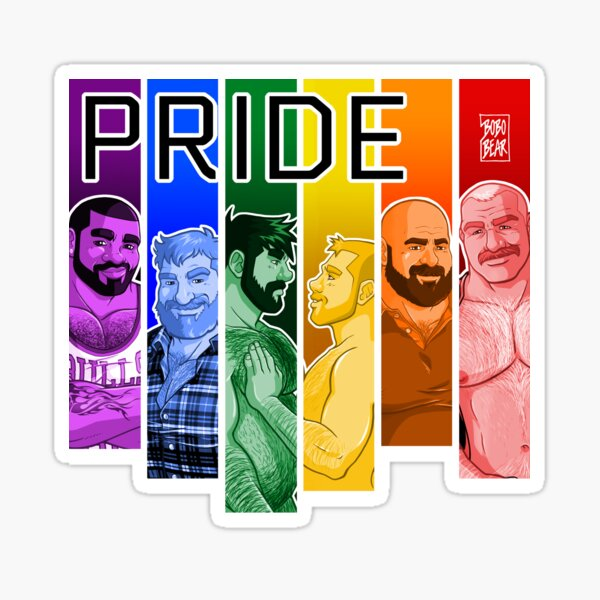 GAY PRIDE 2019 Sticker