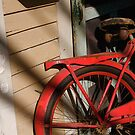 Red Bike by Ray4cam
