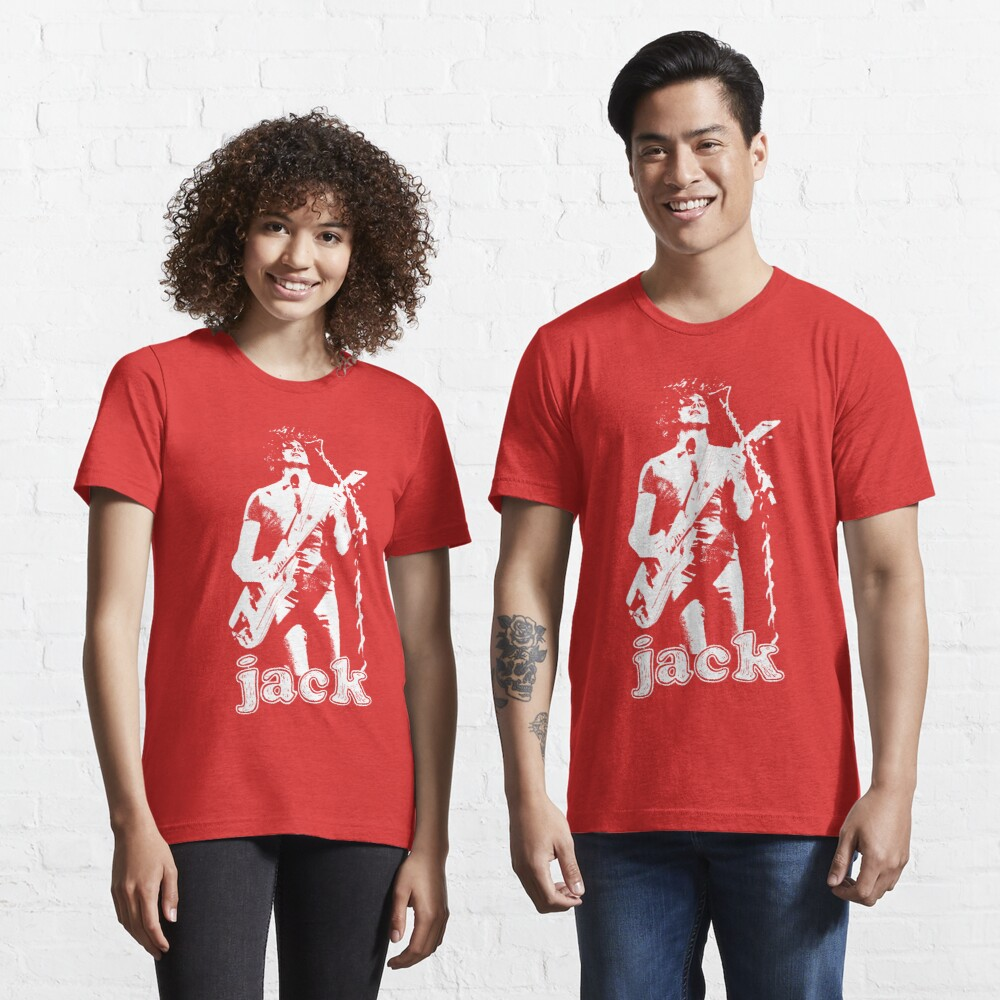 Jack - The White Stencil Essential T-Shirt