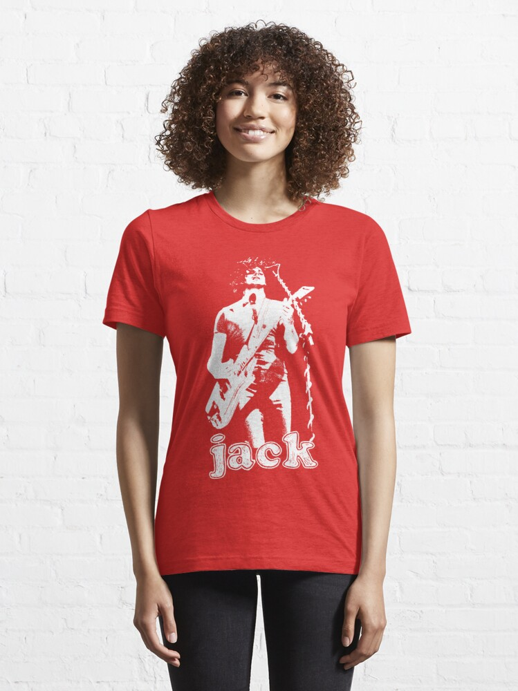 Alternate view of Jack - The White Stencil Essential T-Shirt