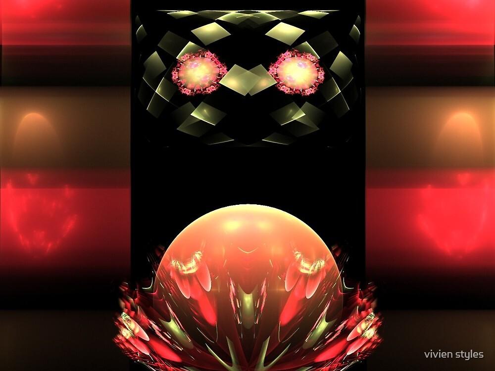 Fractal Sampler by vivien styles