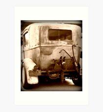 Primed 1929 Low Rider Art Print