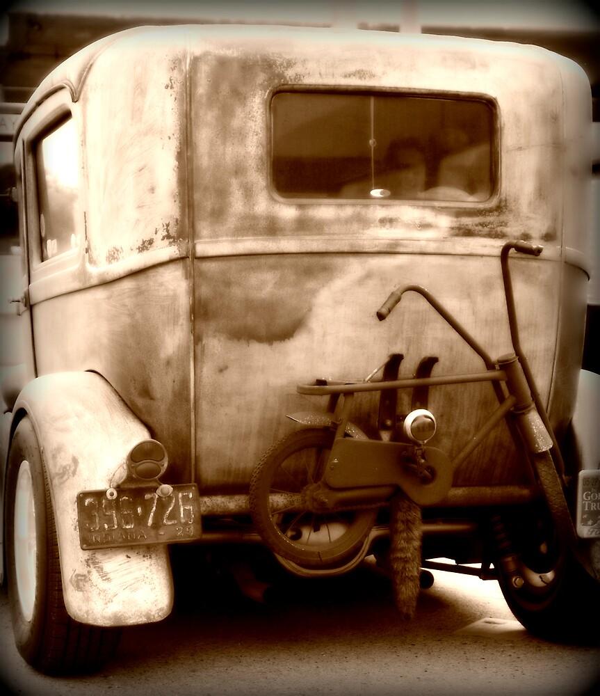 Primed 1929 Low Rider by kelleygirl