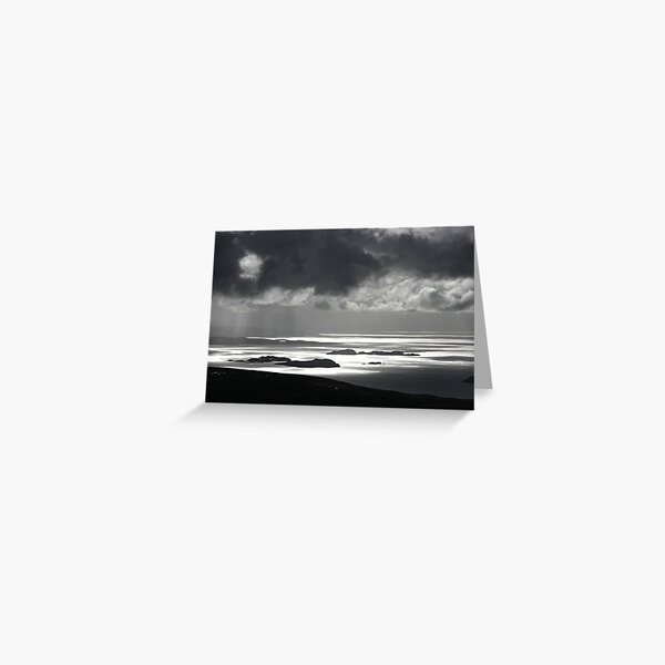 The Summer Isles from Stac Pollaidh Greeting Card