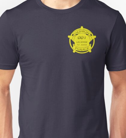 Fashion Police T-Shirt