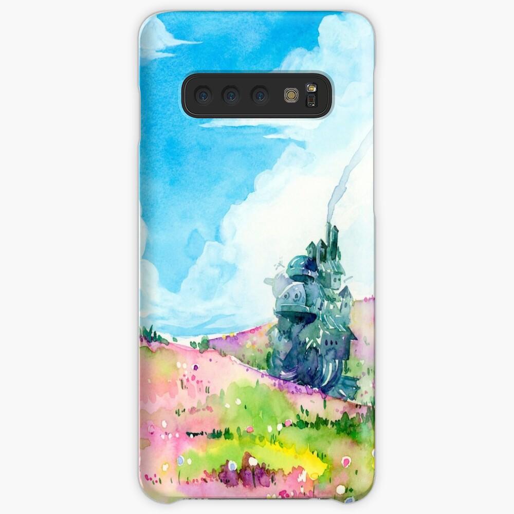 Flower Field Samsung Galaxy Snap Case
