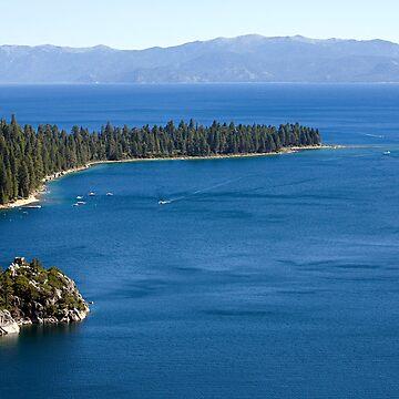 Emerald Bay by gladyanne