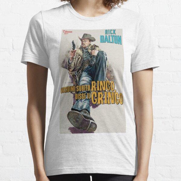 Il était une fois à Hollywood T-shirt essentiel
