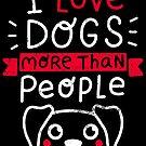 Dog lover by Paula García