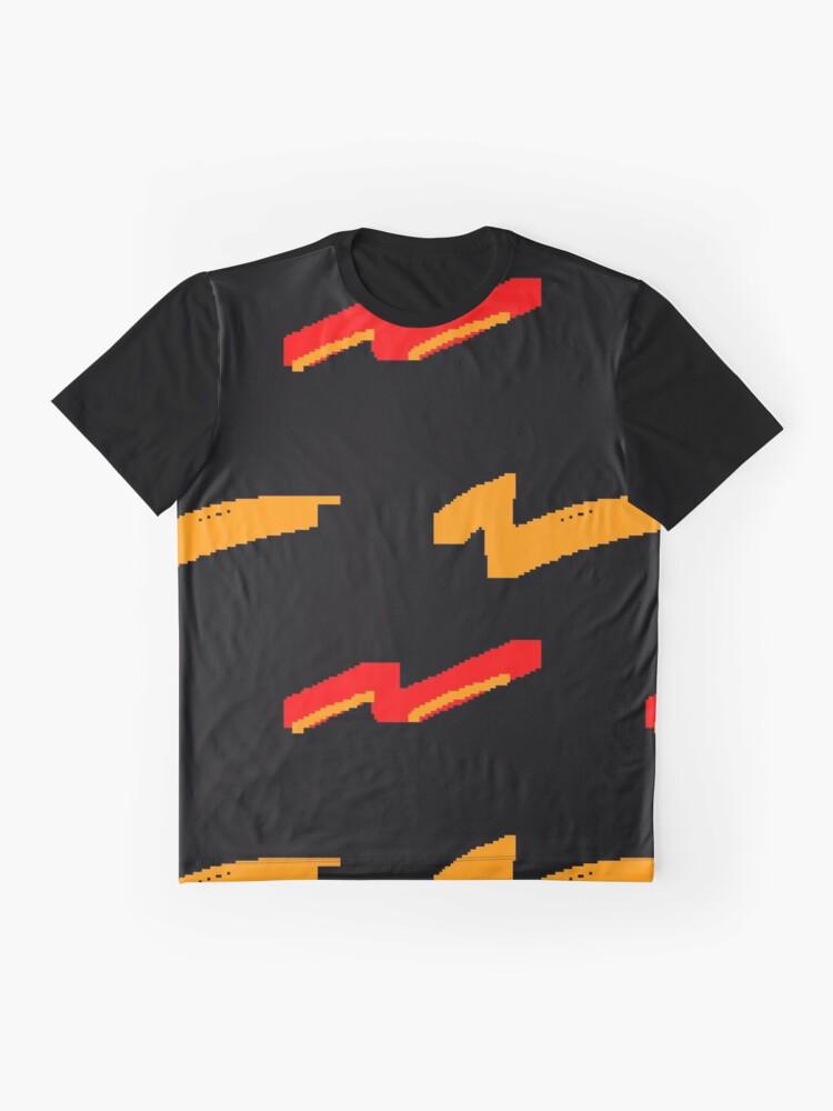 Alternate view of Hot Dog Graphic T-Shirt