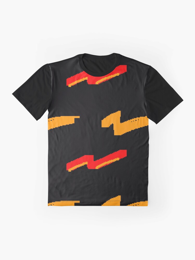Alternate view of Hot Dog Graphic T-Shirt