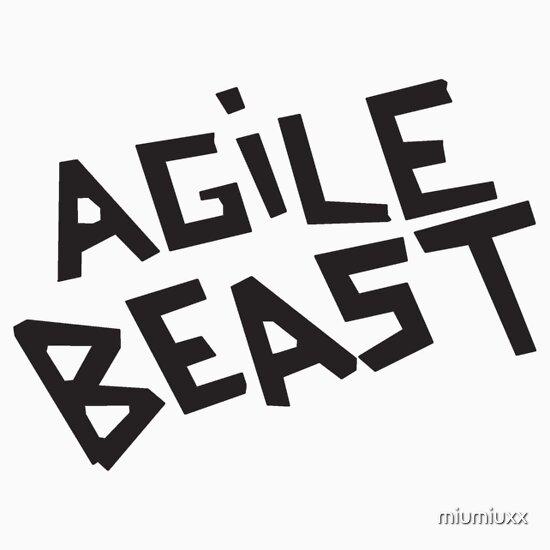 TShirtGifter presents: Agile Beast