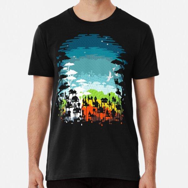 Rainforest City Premium T-Shirt