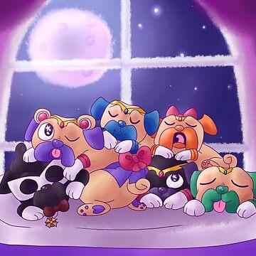 Sailor Pugs by GraySea