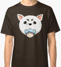 Gintama: Sakata Gintoki & Sadaharu Classic T-Shirt