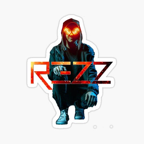 REZZ Sticker