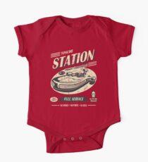 Tosche Station Baby Body Kurzarm