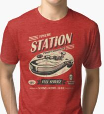Camiseta de tejido mixto Estación de Tosche