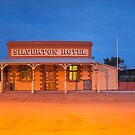 Silverton Hotel | Silverton | NSW by Ben Messina