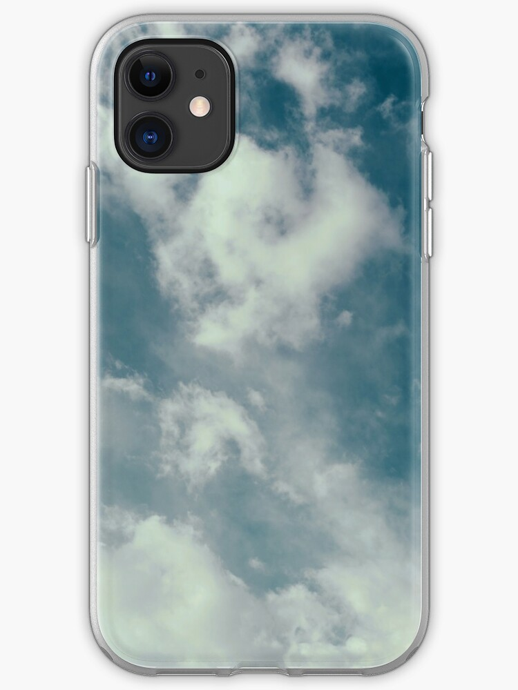 Cloudy Sky iPhone 11 case
