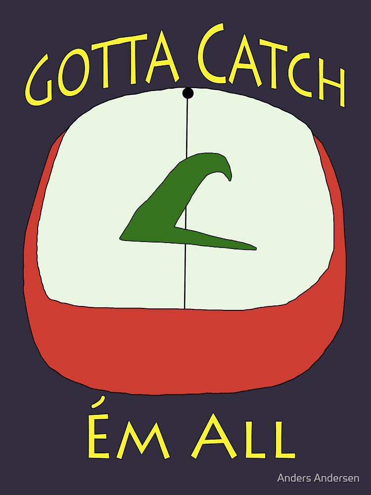 Pokèmon Hat - Ash Ketchum by Andersen0409