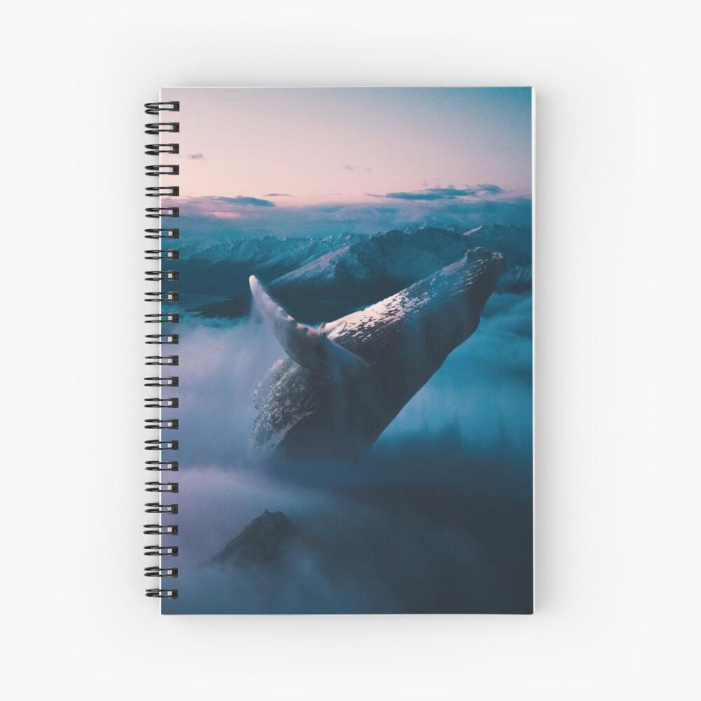 Ollie Spiral Notebook