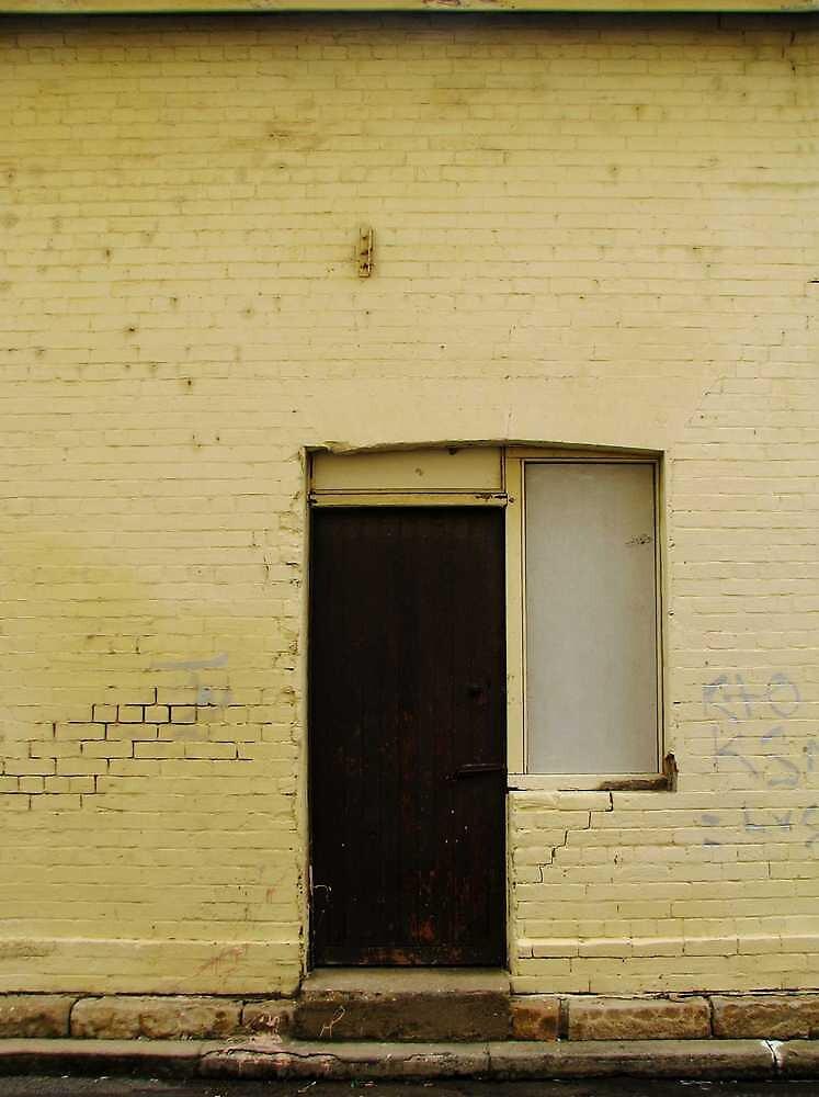 In A Back Lane -  Rockhampton Queensland Australia by Gryphonn