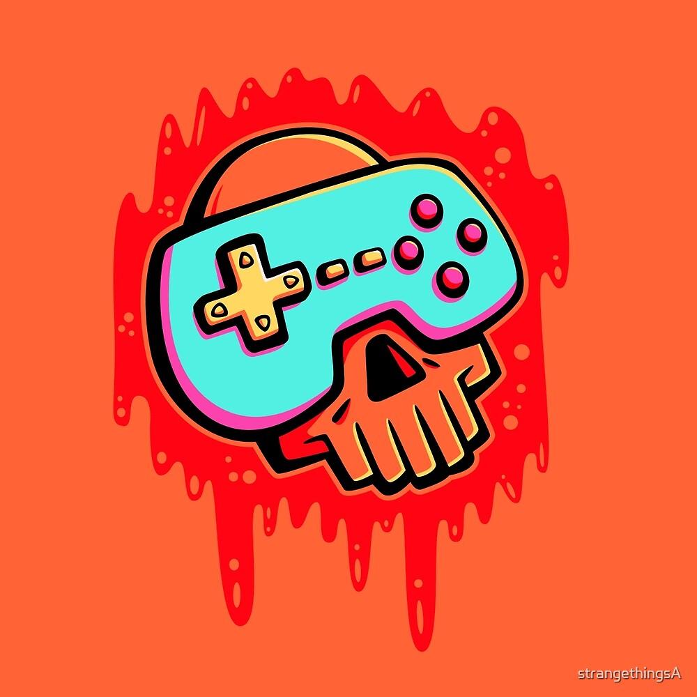 Gamer Gunk v 3 by strangethingsA