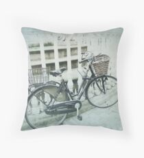 Letters From Britain - London Throw Pillow