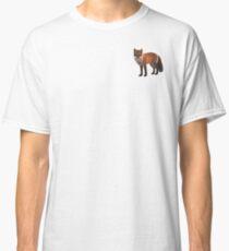 Fox Illustration Classic T-Shirt