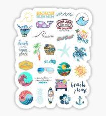 Summer Sticker Pack Sticker