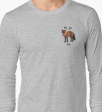 Oh For Fox Sake Long Sleeve T-Shirt
