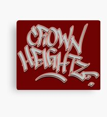 Crown Heightz Canvas Print