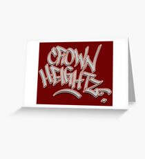 Crown Heightz Greeting Card