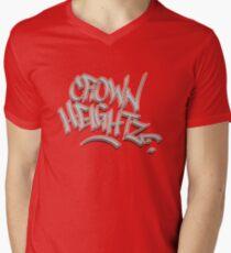 Crown Heightz V-Neck T-Shirt