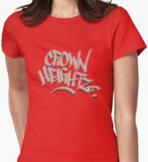 Crown Heightz Fitted T-Shirt