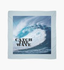Catch The Wave T-shirt Scarf