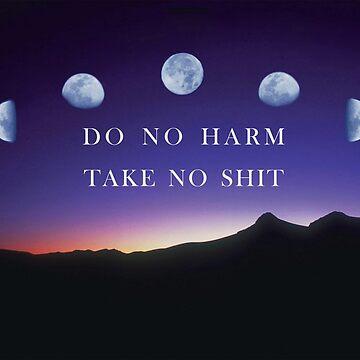 DO NO HARM by taylorgalliah