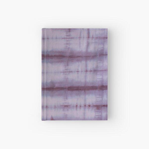 SKU 609 Shibori Style - Violet 1 Hardcover Journal