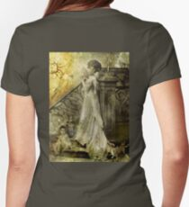 If Only They Really Knew Me (Art & Poetry) Womens Fitted T-Shirt
