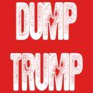 DUMP TRUMP by herogear