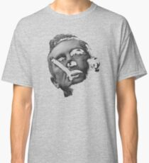 Dr Strlove - Black Transparency Classic T-Shirt