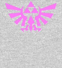 Triforce (Pink) Kids Pullover Hoodie