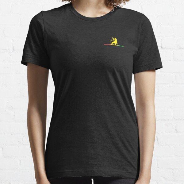 Reggae Rasta Roots Vibes Essential T-Shirt