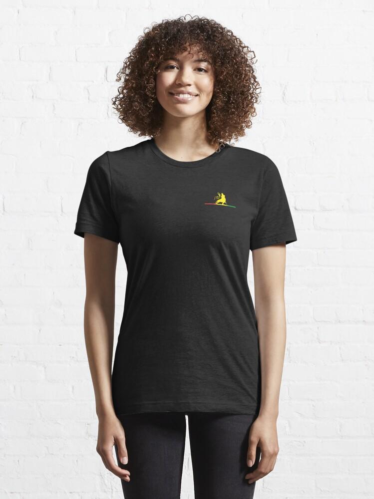 Alternative Ansicht von Reggae Rasta Roots Vibes Essential T-Shirt