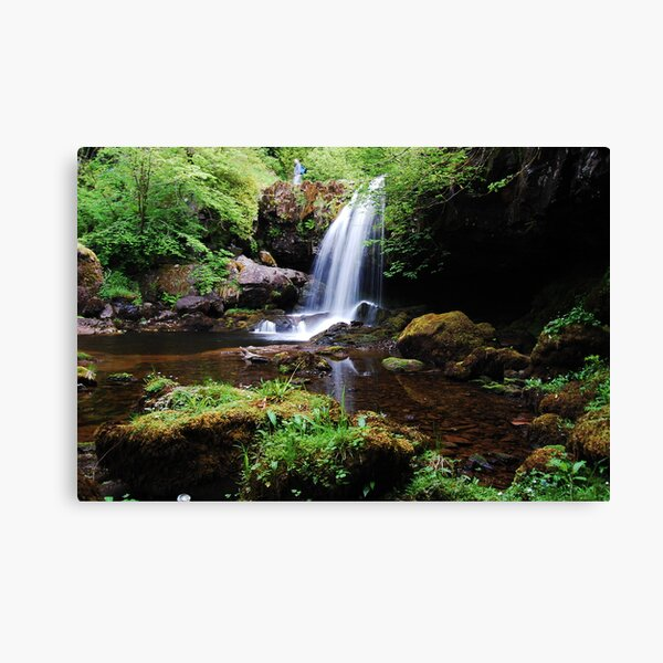 Clachan Of Campsie,Scotland Canvas Print