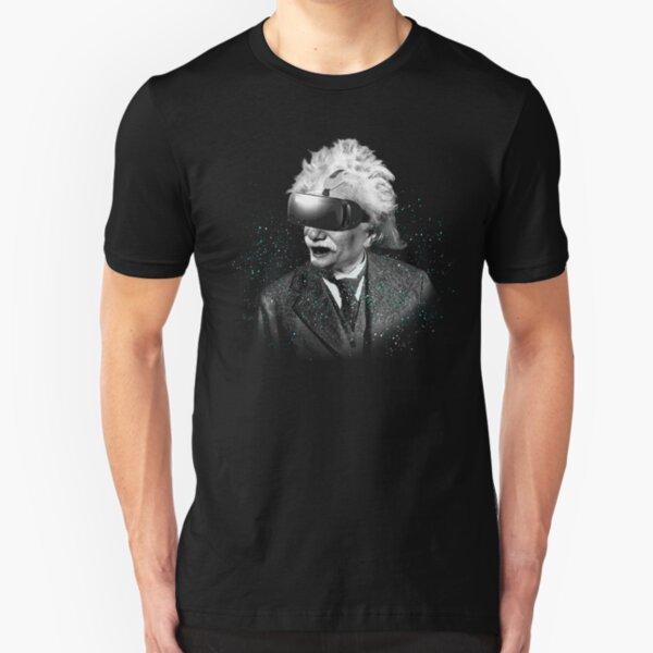 Einstein Reality  Slim Fit T-Shirt