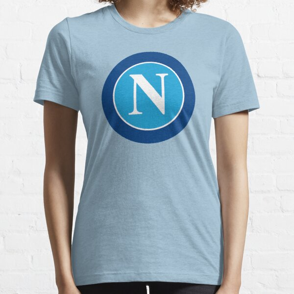SSC Napoli Serie A Italy Team Logo Essential T-Shirt