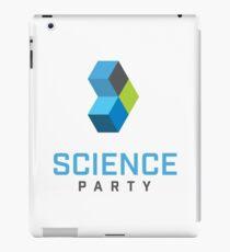 Science Party Australia (Light) iPad Case/Skin